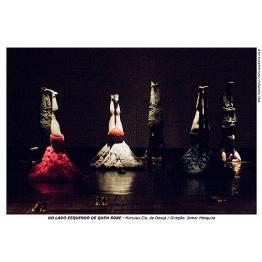 Em março, o Sesc Pinheiros recebe três atividades de dança, confira